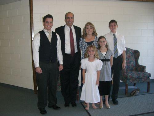 Emma's Baptism 2009 012