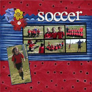 Soccer copy