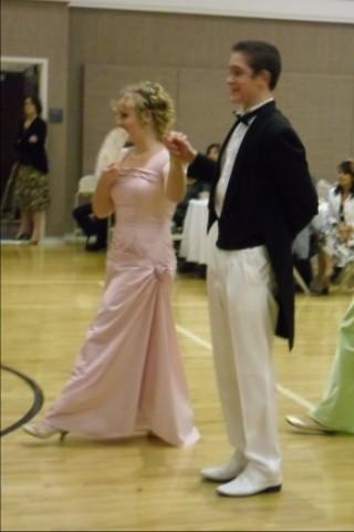 Sara andy dance