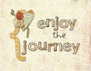 Enjoy the journey copy