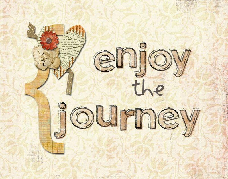 Enjoy the journey copy