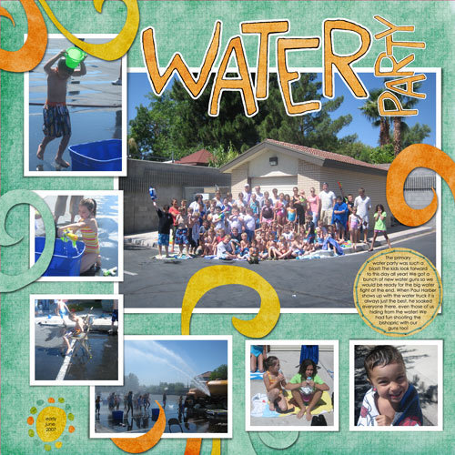 Waterparty
