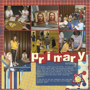 Primaryactivity